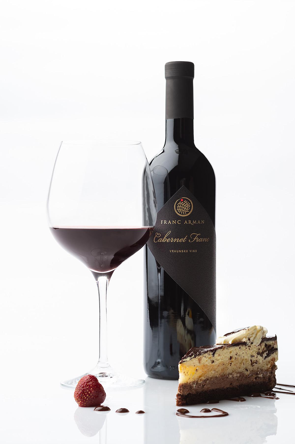 wine White red product bottle franc arman hren Photography  Dejan Food