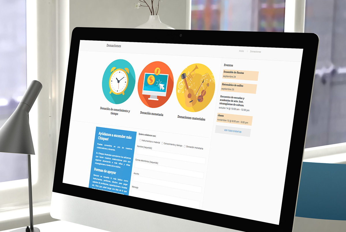 ux/ui Website Design