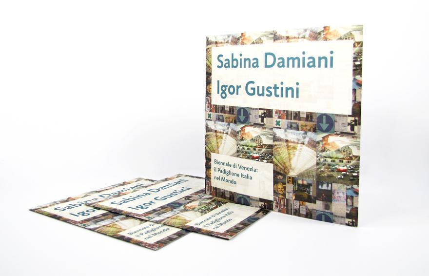 promotional material brochure design brochure Italy Italian Cultural Institute