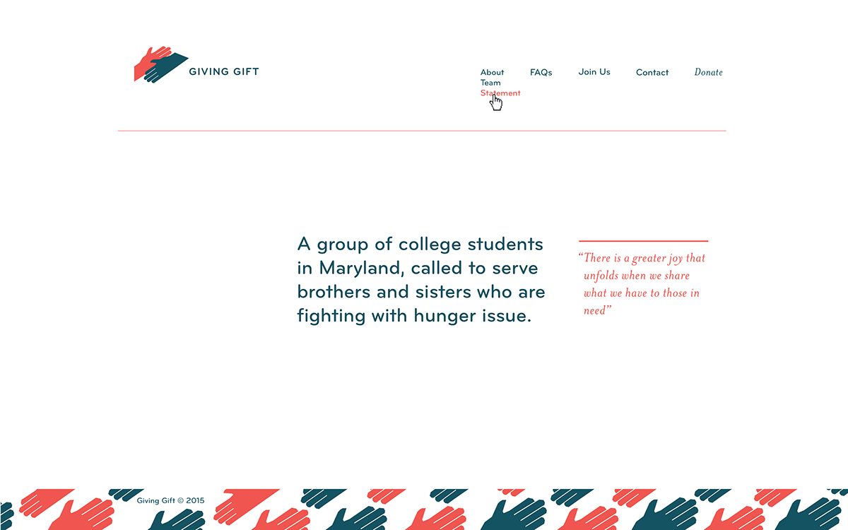 donation Good Cause Campus Movement Campus Leadership sharing