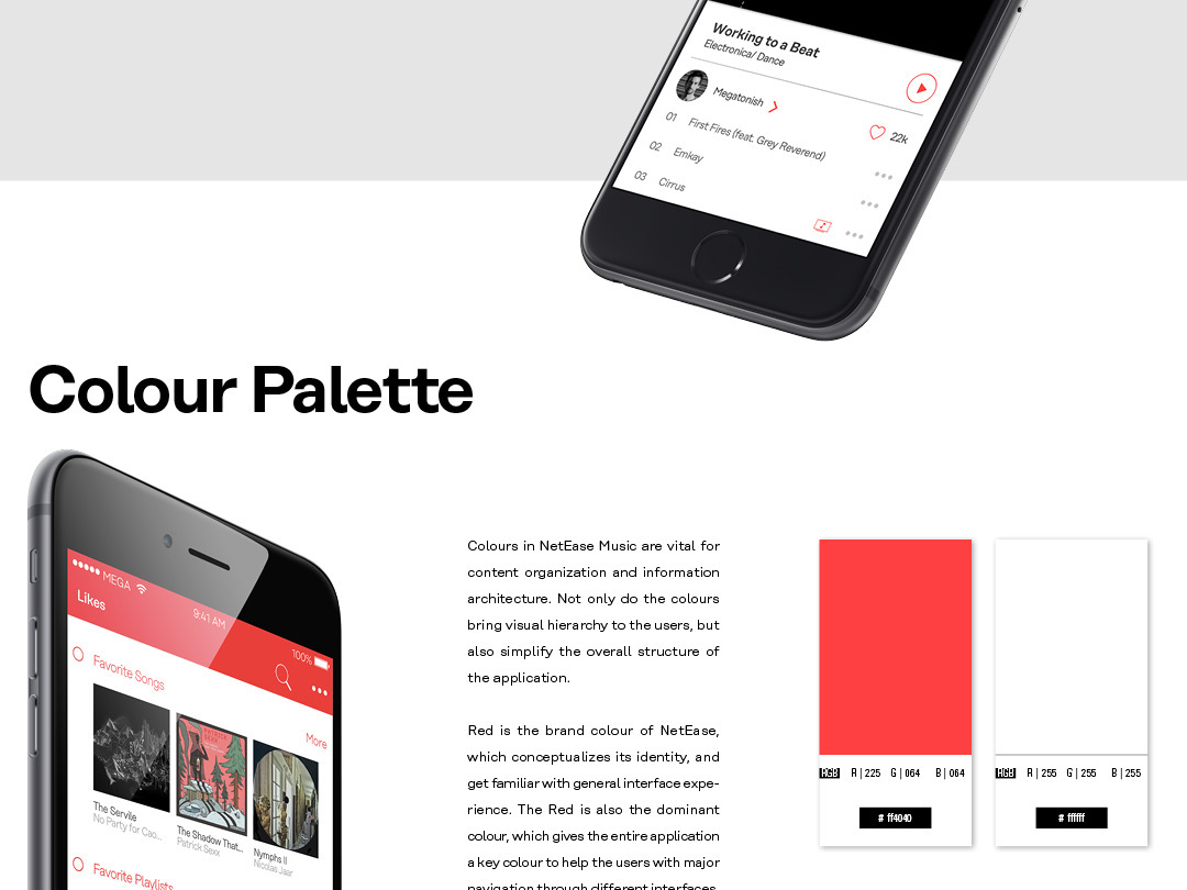 NetEase Music Product Design Concept on Behance