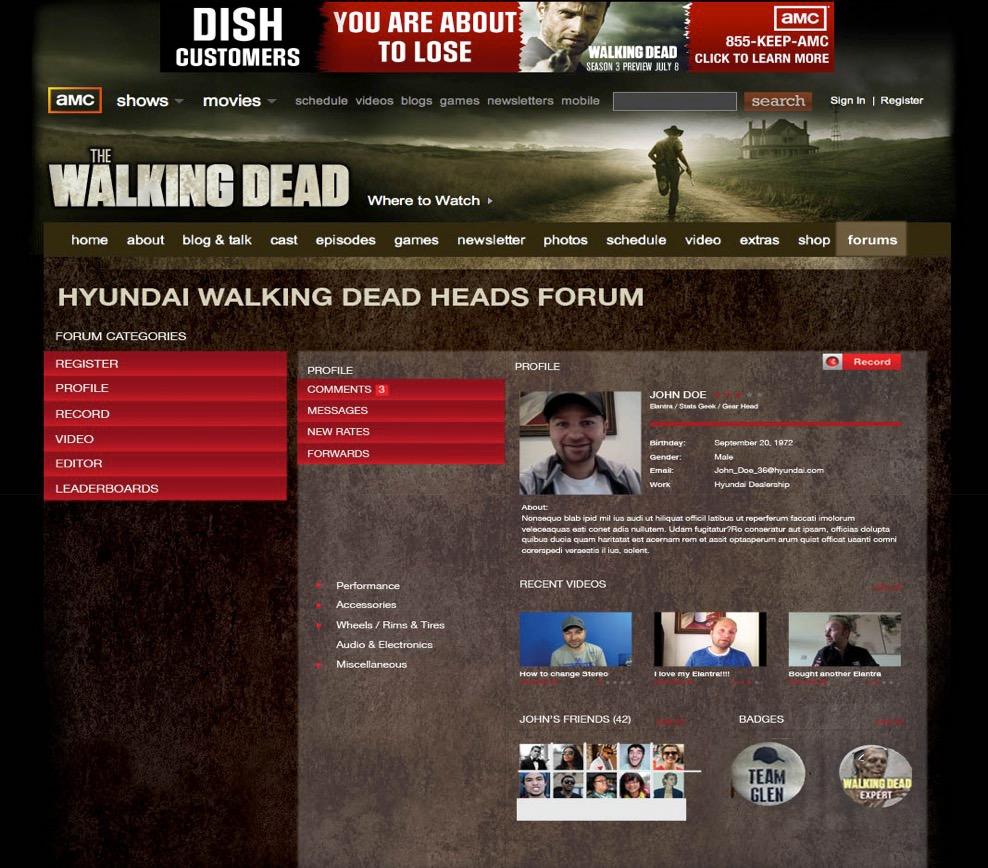 The Walking Dead new Season