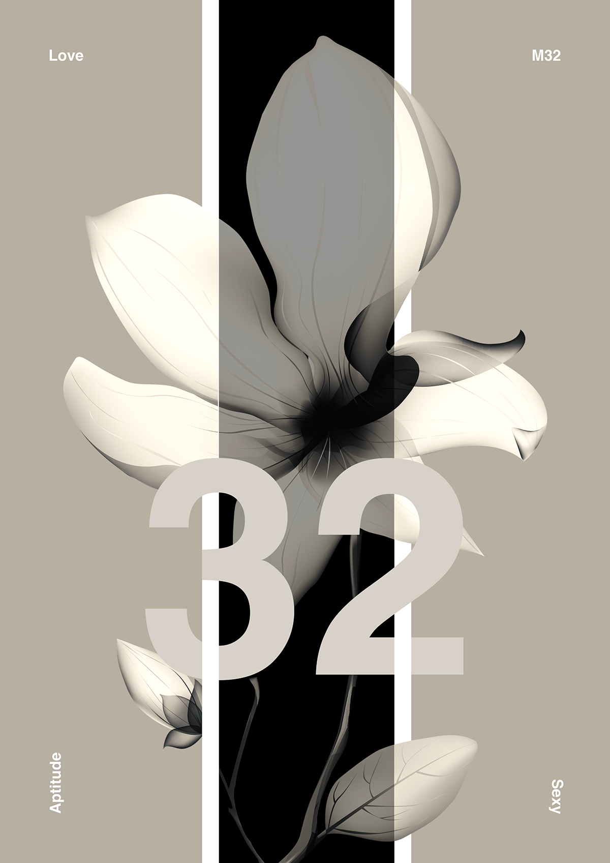 Posters by Xavier Esclusa M32 on Behance