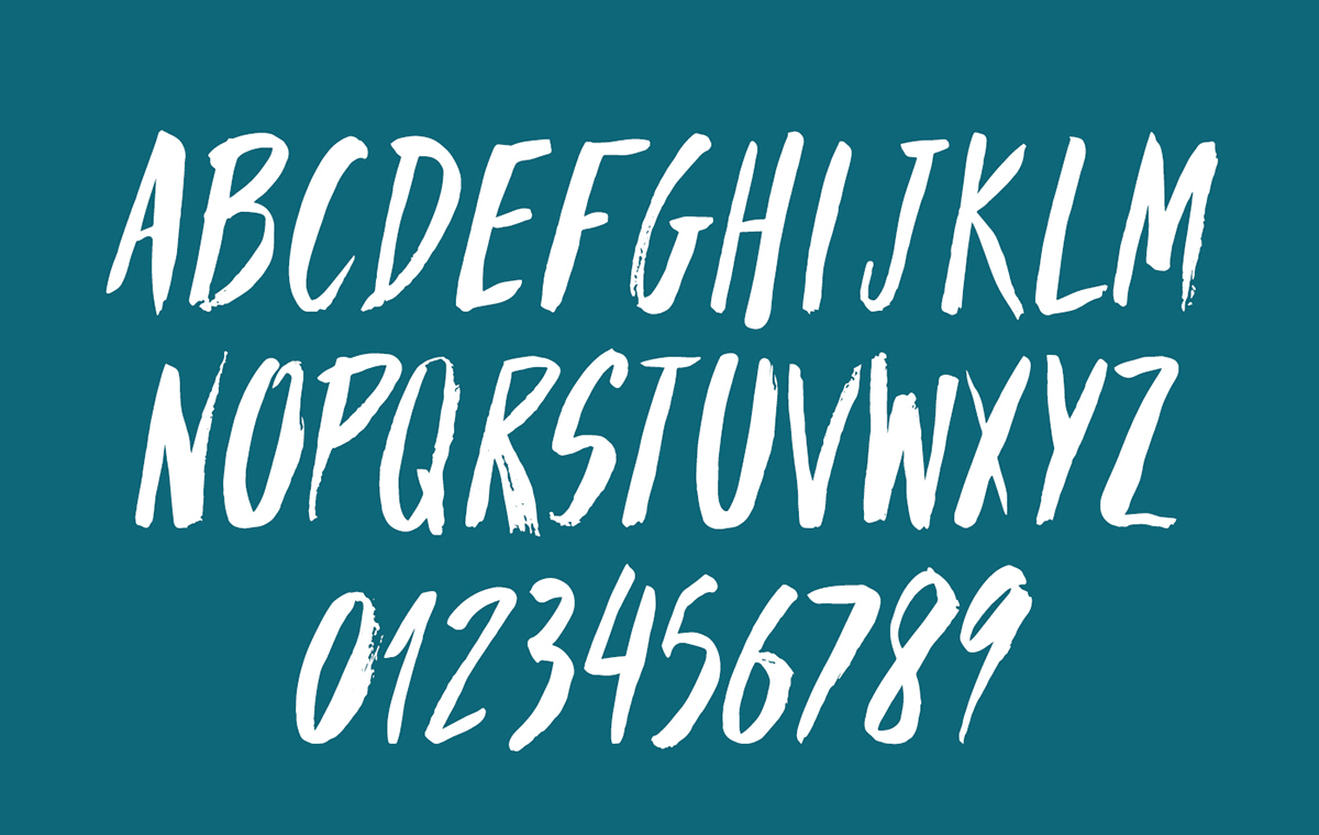 freebie freebies type font freetype freefont free typology lettering handwritten handmade hand brush