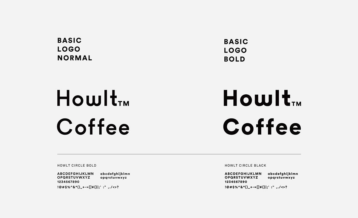 Logo of Howlt Coffee