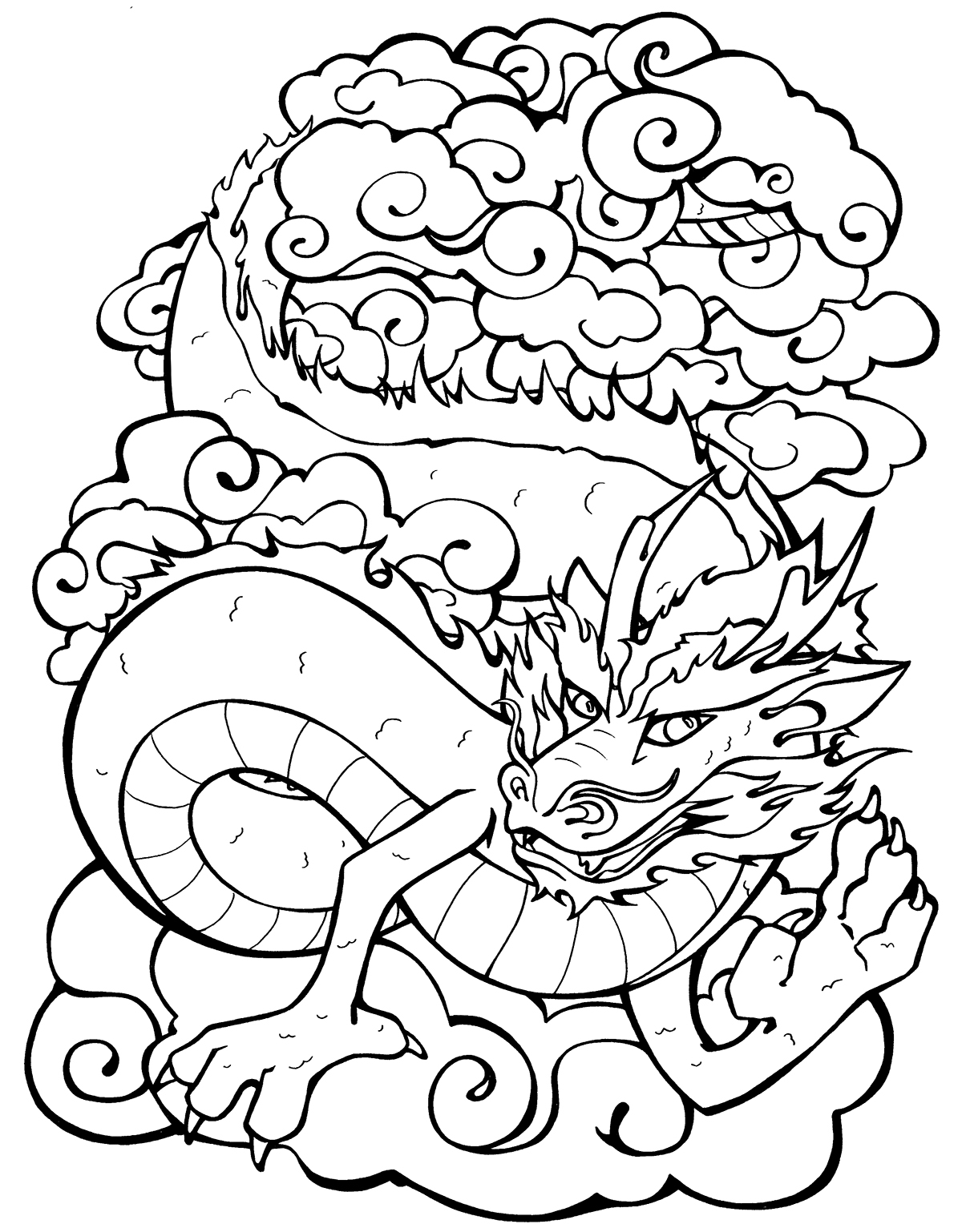 festival coloring pages - photo#42