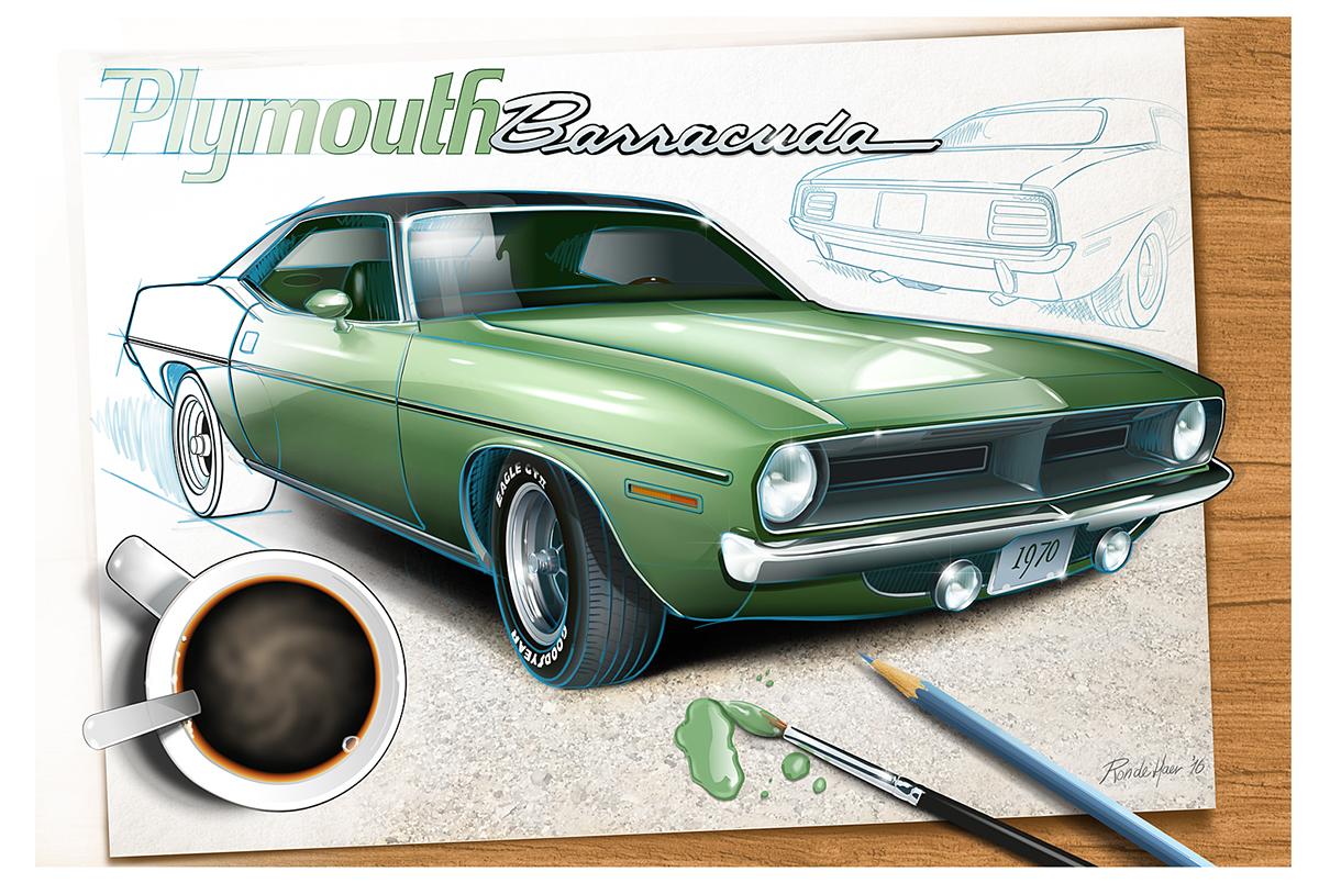 car Auto automotive   ILLUSTRATION  design technical Vehicle automotive art art