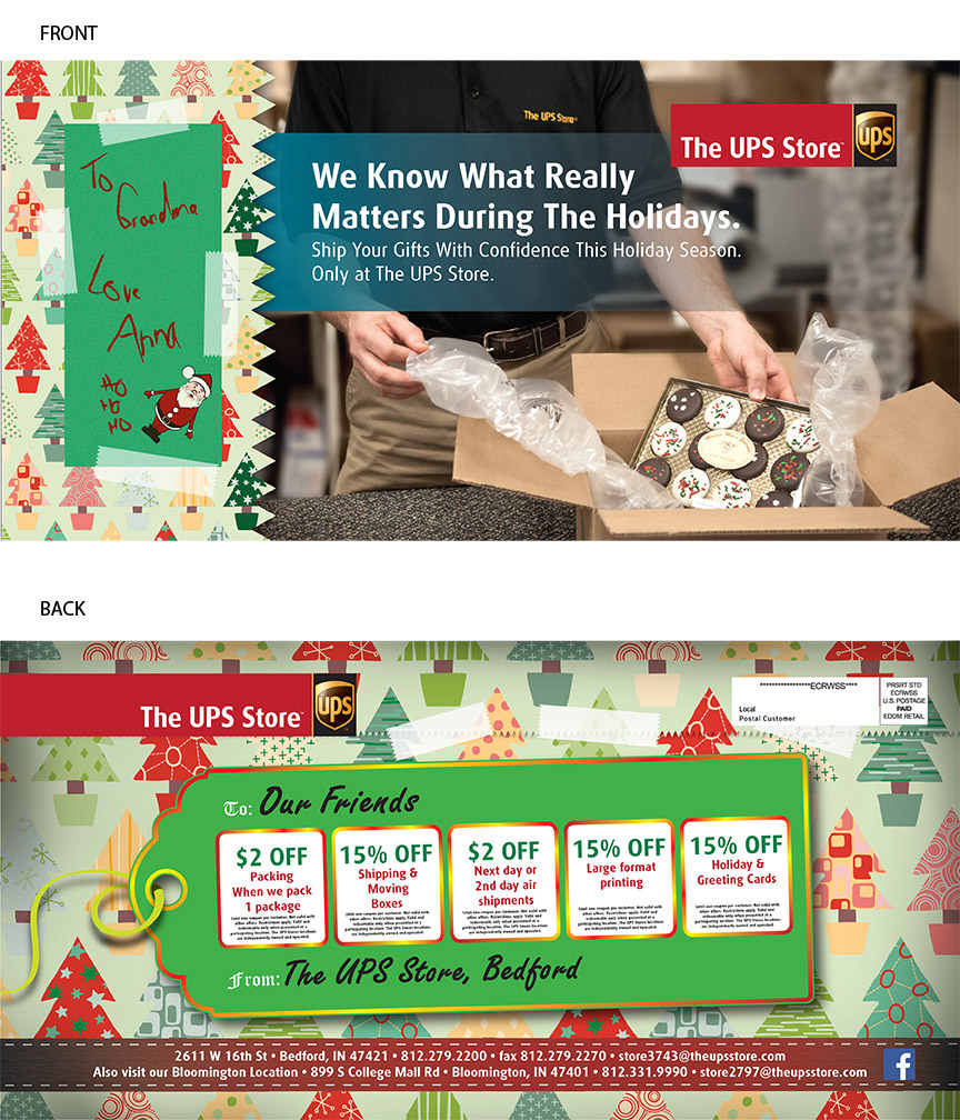 The Ups Store Projects On Behance