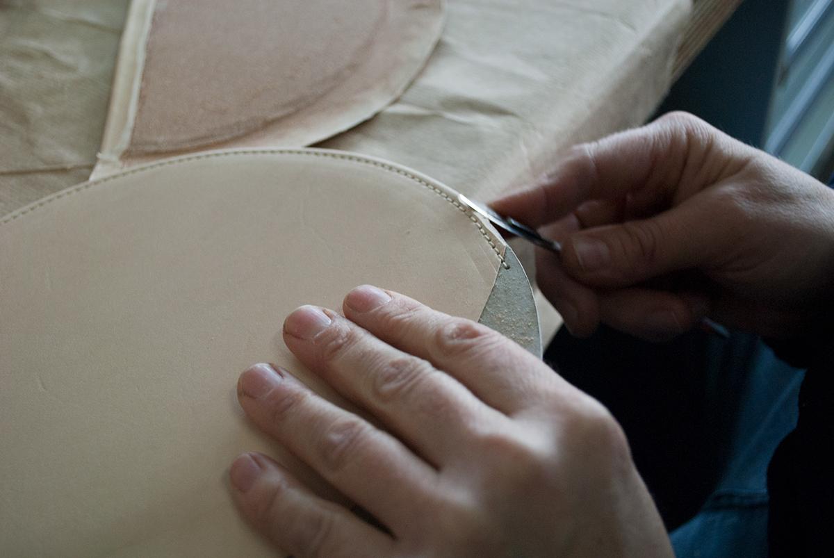 bag spring leather craftman