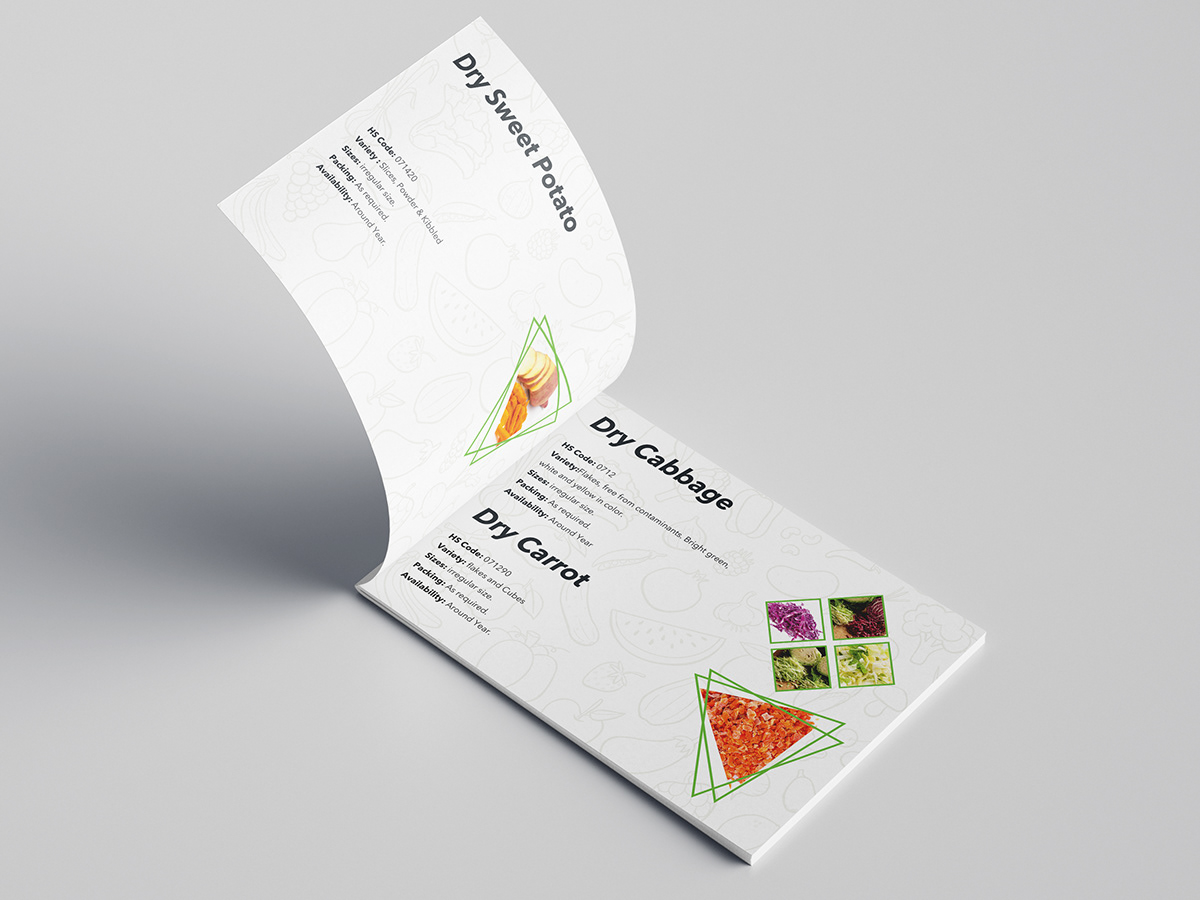profile company vegetables fruits frozen FROZEN FRUITS fresh fruits Dehydrate Vegetables
