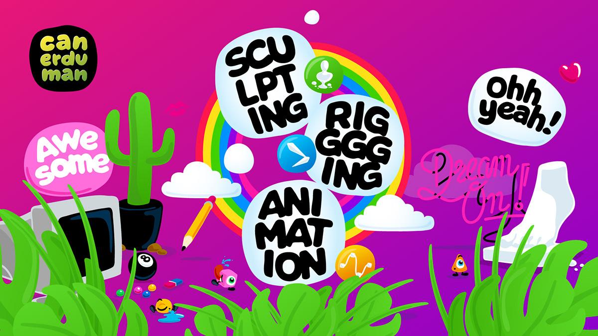 branding  character animation Corporate Design ILLUSTRATION