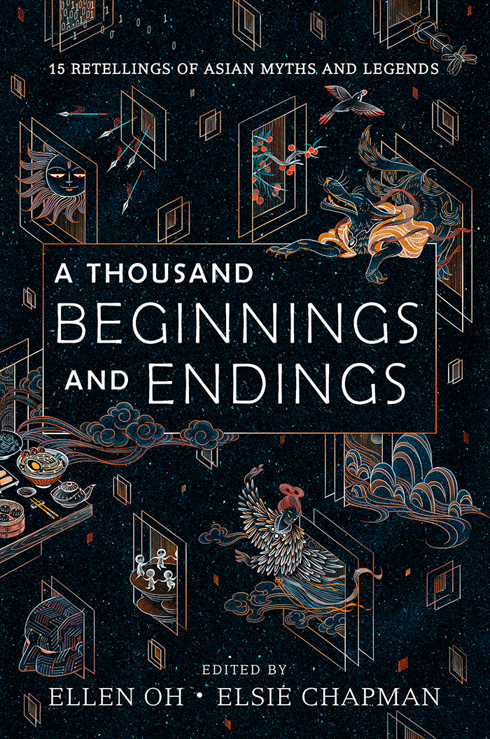 Image result for a thousand beginnings and endings