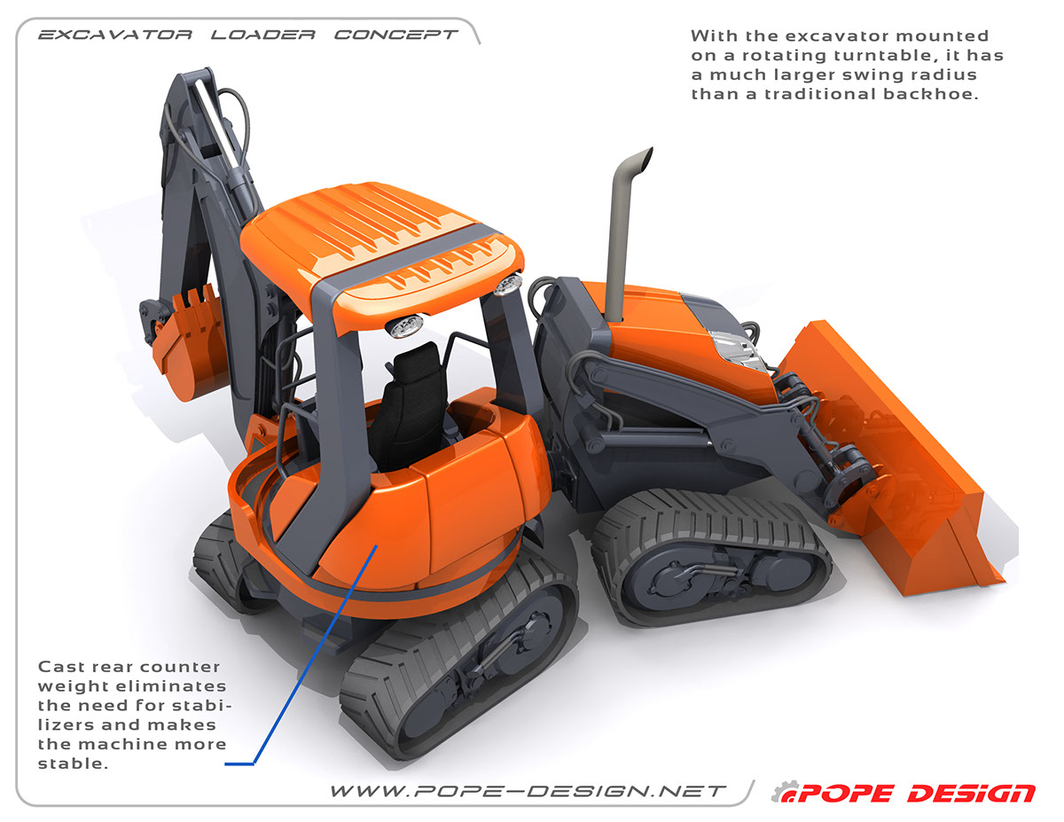prototipo nuovo dumper minerario avvenieristico D2b27441018469.579636dfeae03