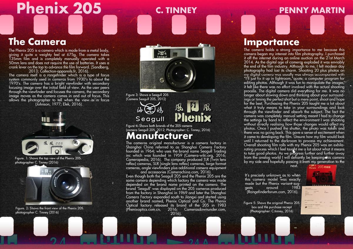 Phenix 205 on Behance