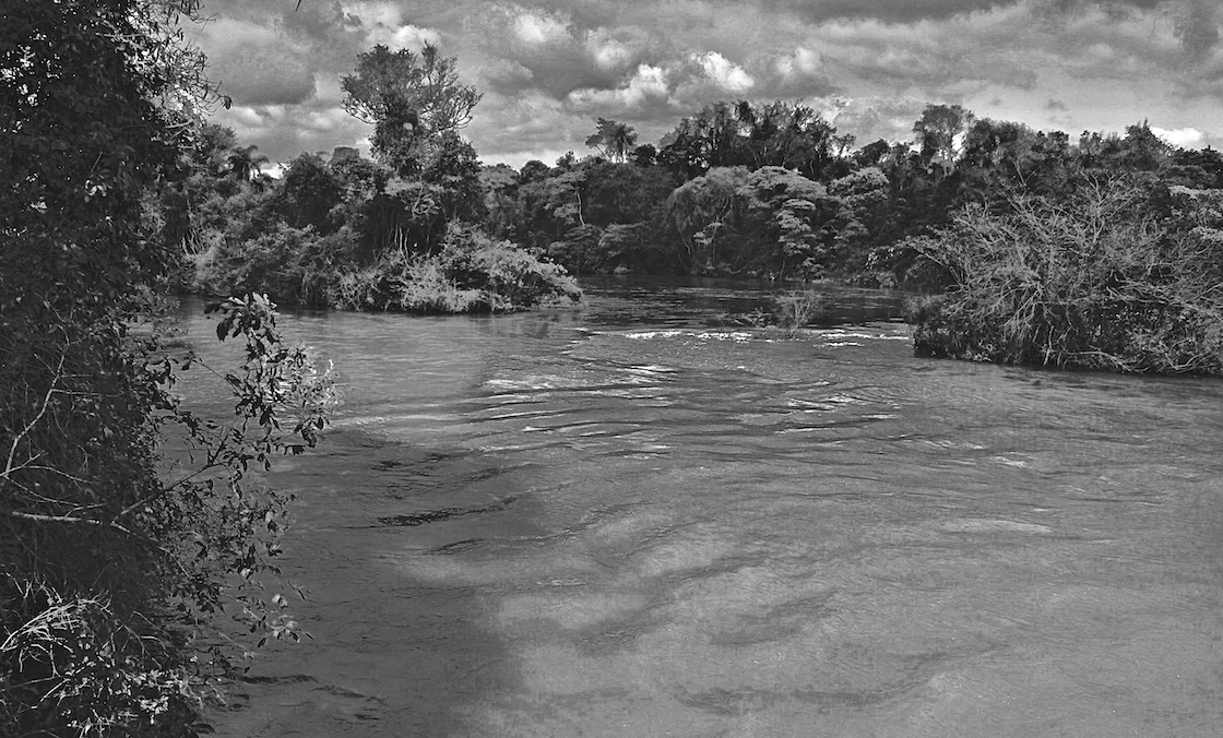 Parana puerto iguazu foz do iguaçu argentina Brazil #boycottbrazilianfood #extinctionrebellion environment Joseph Beuys