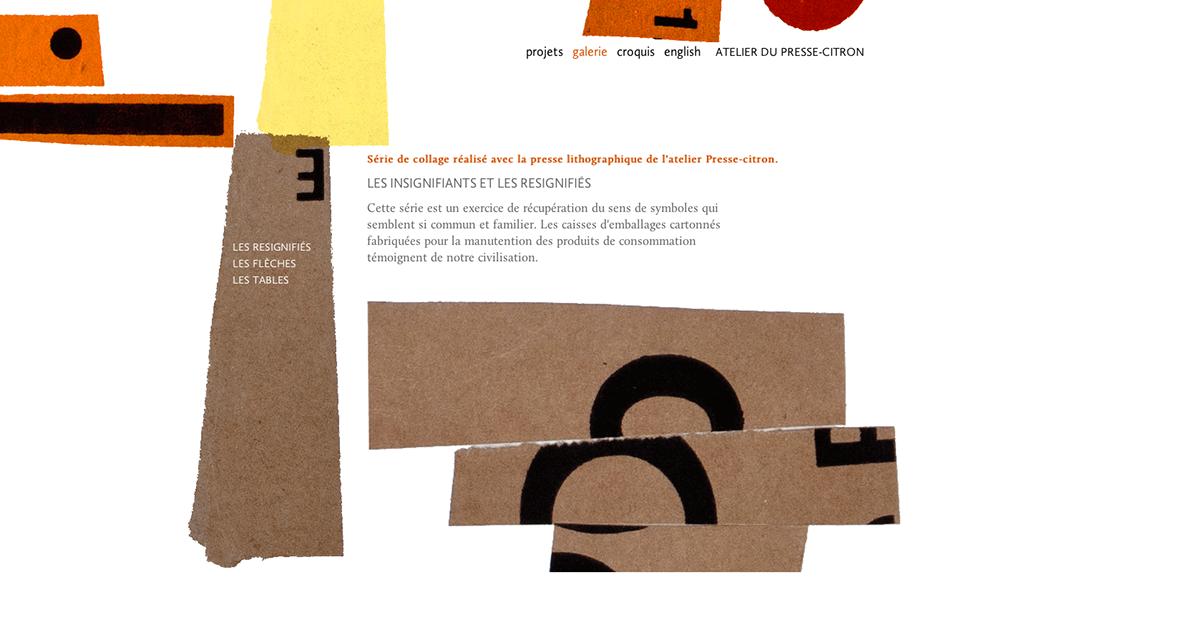 Web  kraft collage development agency  portfolio hand made