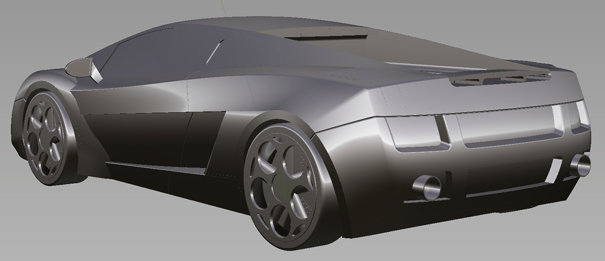 Surface Modeling,class A Surface