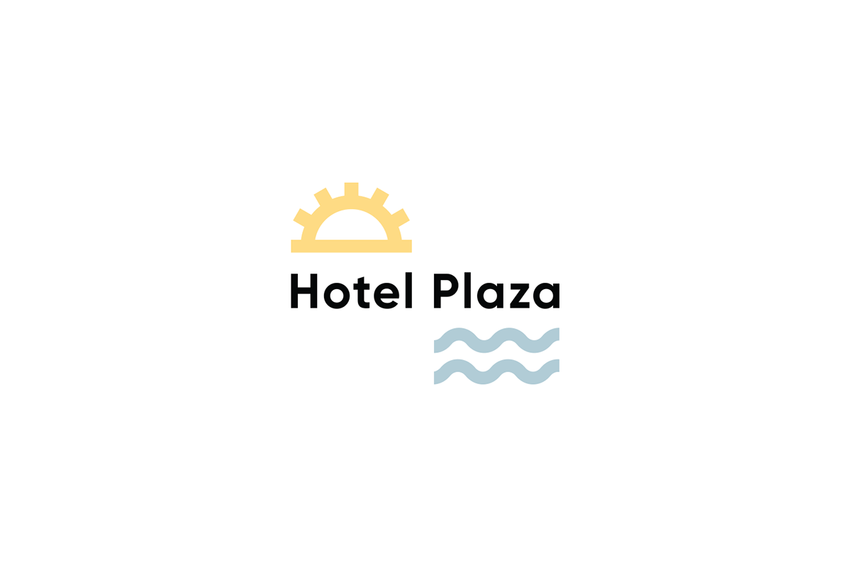 Adobe Portfolio branding  logo hotel graphic design  Layout art direction  typography   Packaging menu
