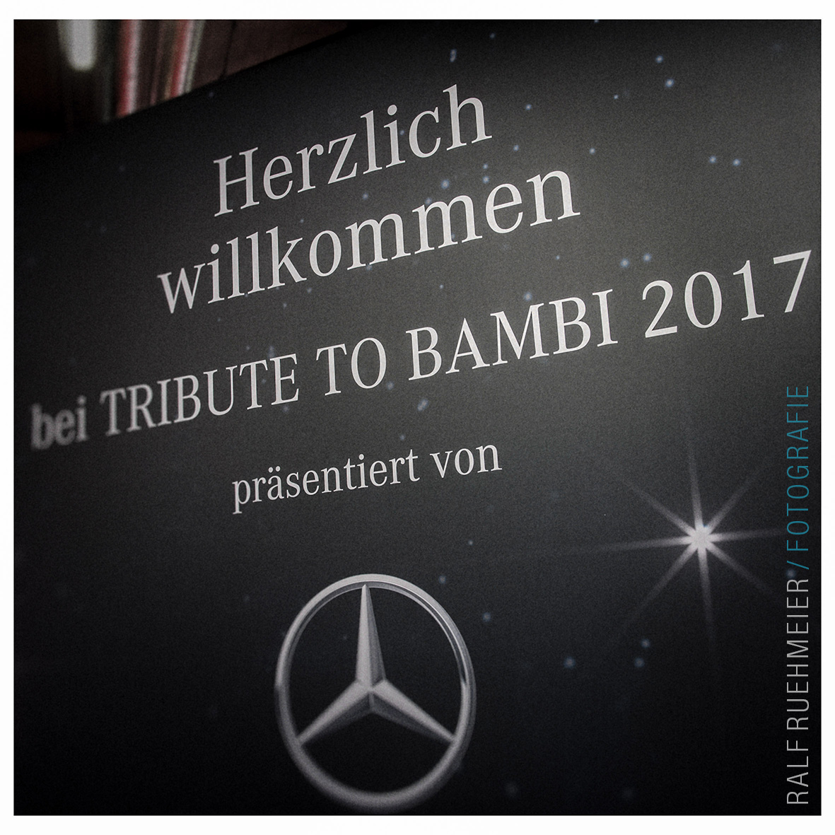Event Bambi Tribute To Bambi fotografie berlin