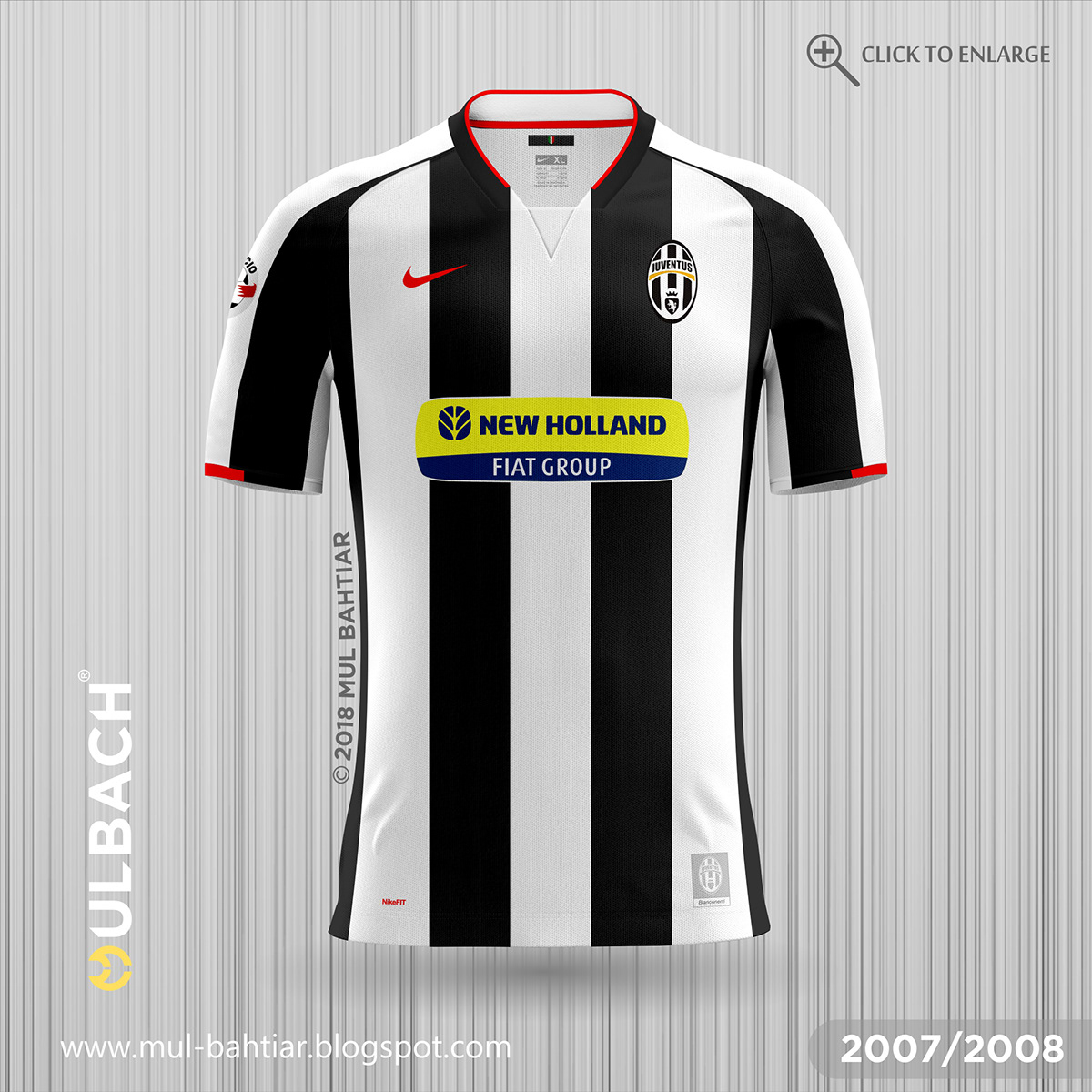 wholesale dealer 51bbf d9d08 Juventus Kits History on Behance
