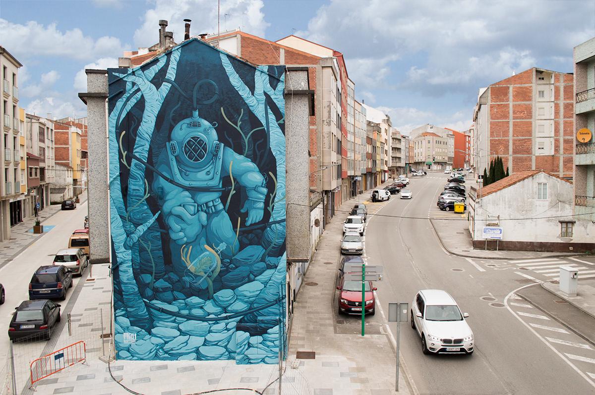 """A Orixe"", Carballo, Galiza, Spain. 2018"
