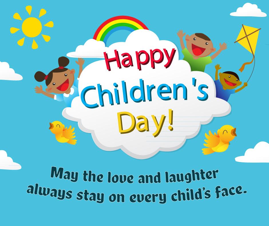 Children's Day children ILLUSTRATION