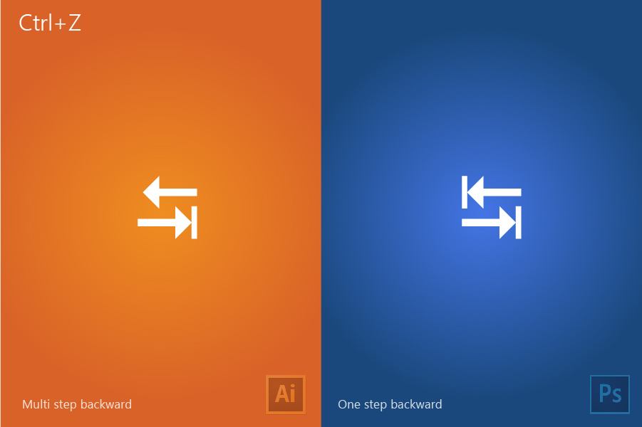 photoshop vs illustrator for logo
