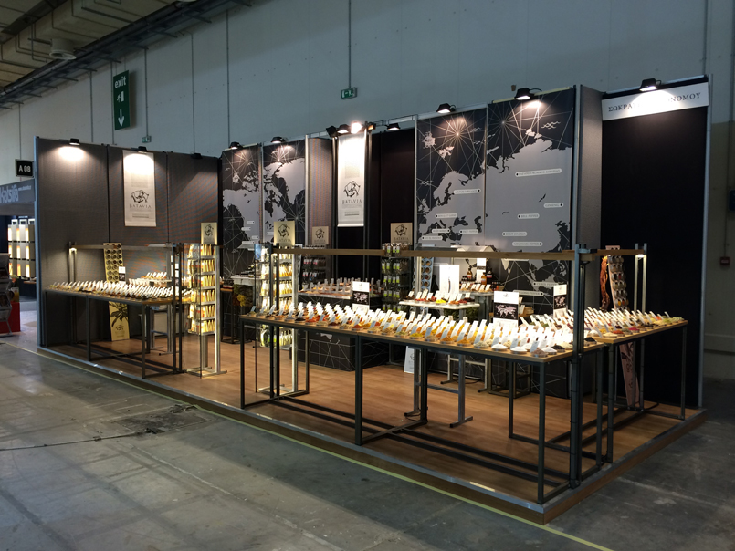 Expo Exhibition Stands In : Batavia food expo 15 exhibition stand on behance