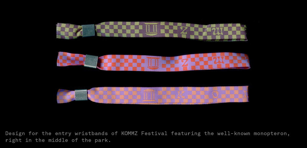 Kommz hippie festival surreal surrealism fantastic beer beer label Music Festival psychedelic
