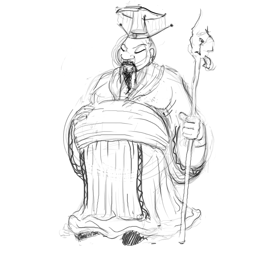 Character Design Jobs Toronto : Slot game character chinese emperor on behance