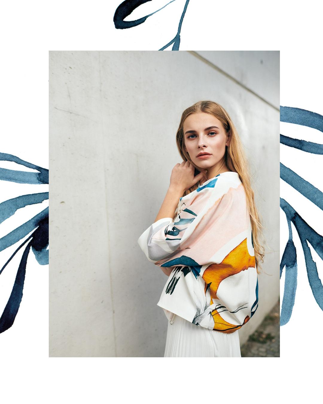 Collaboration customized fabricdesign fashiondesign fashionillustration ILLUSTRATION  printonfabric
