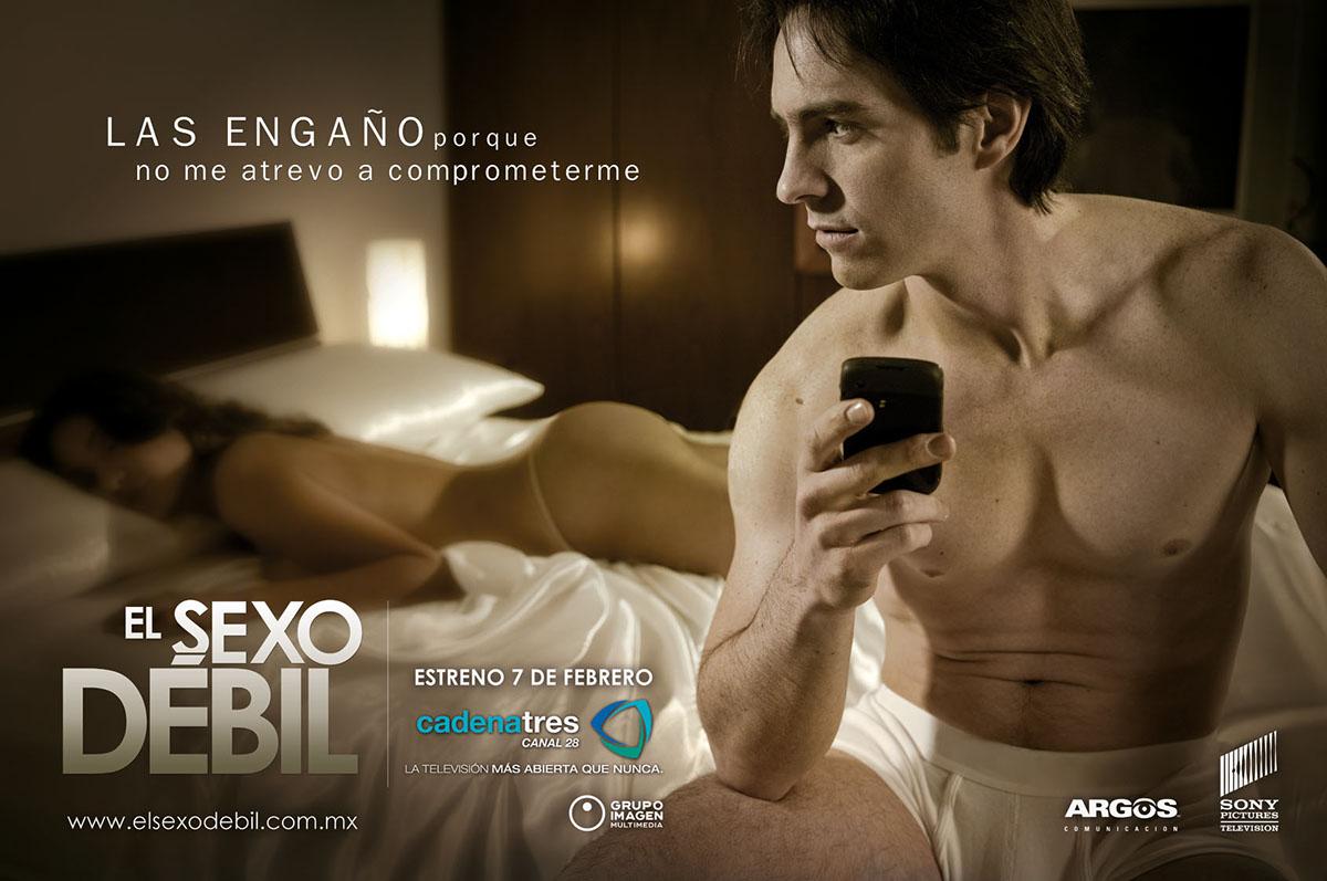 El Sexo Débil campaign