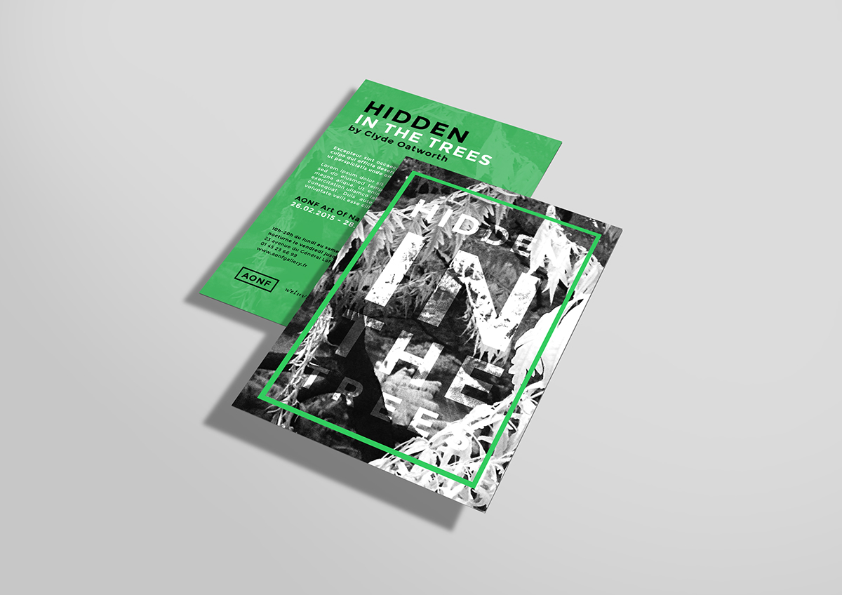free psd display mockup flyer