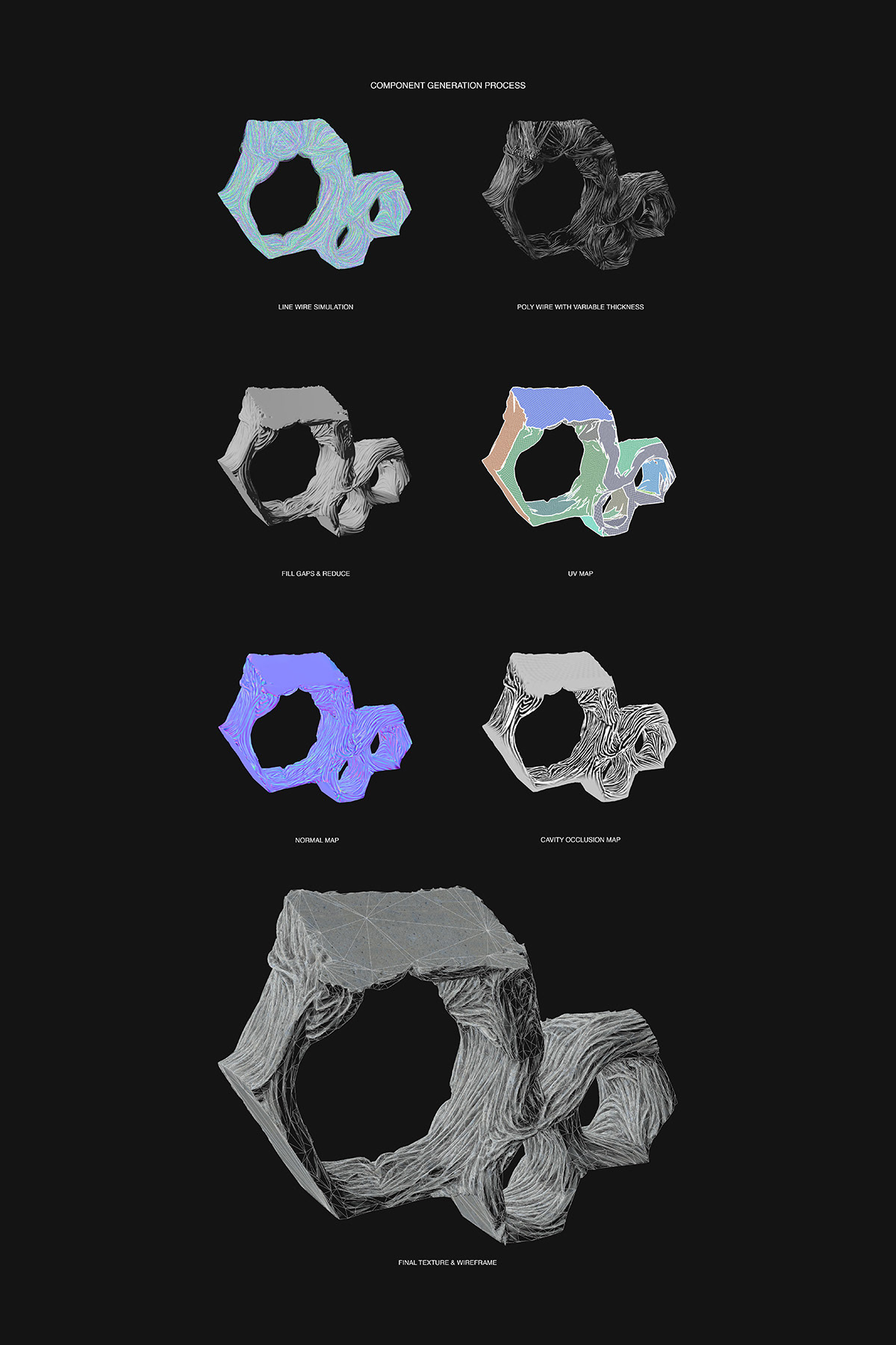 architecture art design hexagon pavilion ryan cook Shelf turbulentarch Unreal Engine Virtual reality