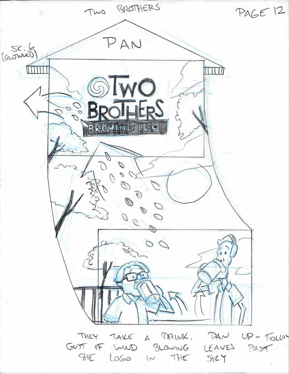 two brothers beer brewing company two brothers beer commercial Spot Competition