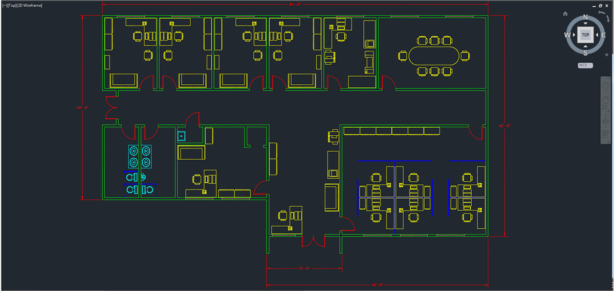 AutoCAD Projects - Various on Behance