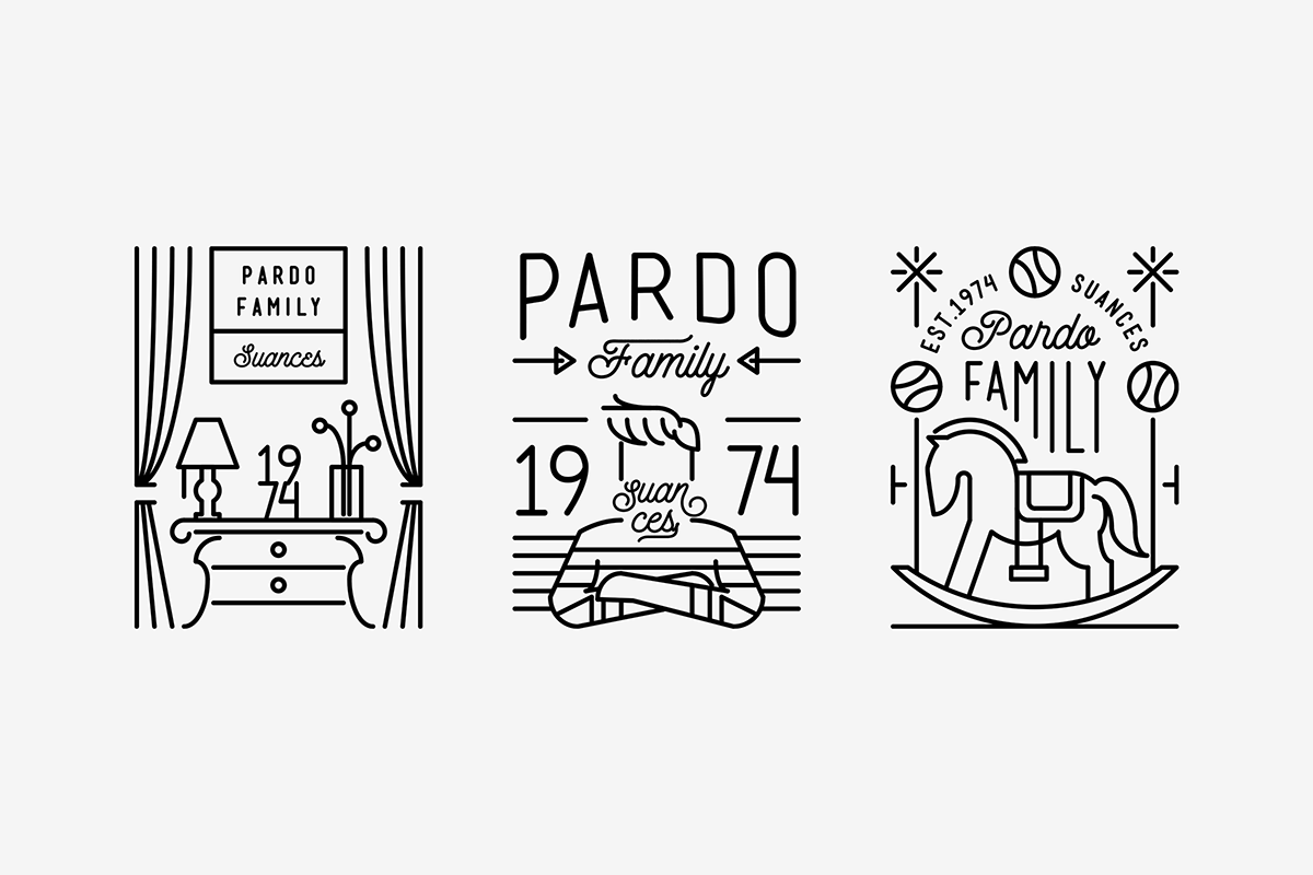 store Fashion  deco brand pardo Patterns