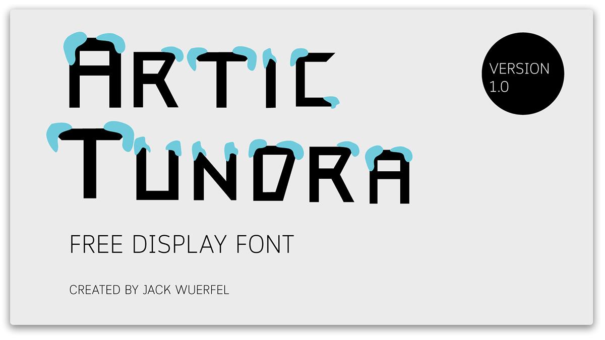Artic Tundra Font Download
