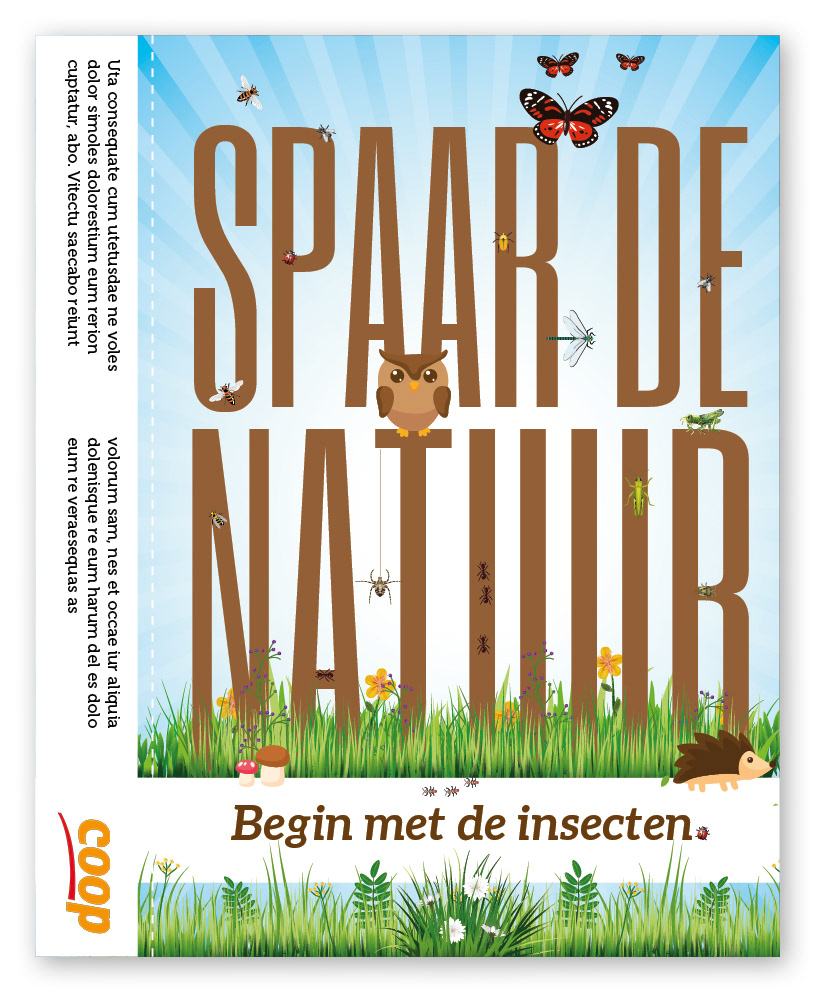 Nature Insects preservation Brand activation awareness SALES PROMOTION