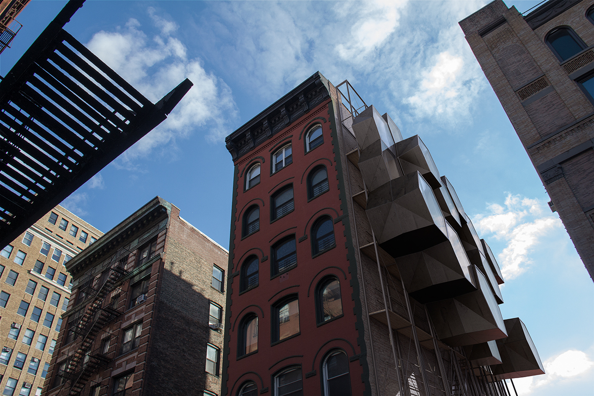 3d printing Prefabrication nyc homelessness architecture module product design  housing shelter Interaction design
