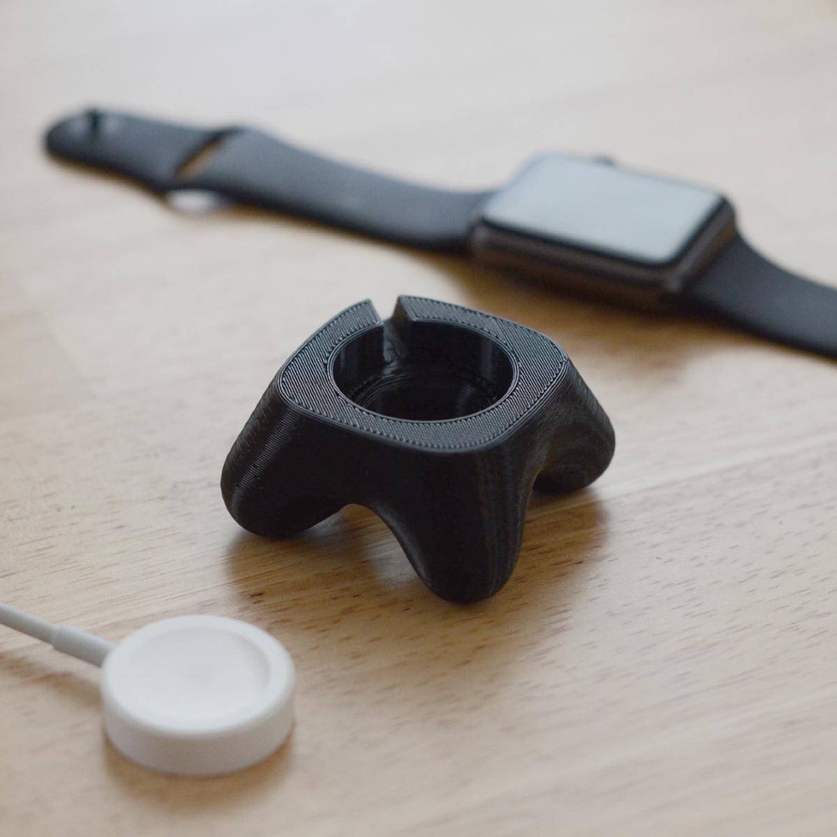 apple watch 3d printing Molded apple industrial design  Kegan McDaniel