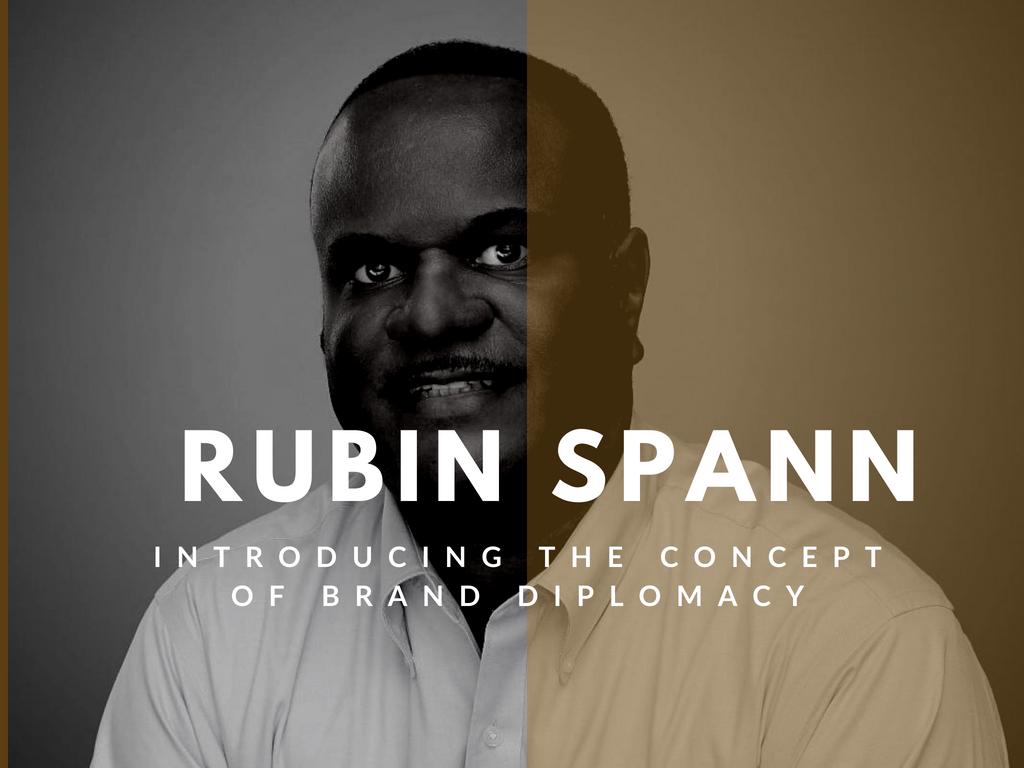 Rubin Spann,marketing  ,Brand Diplomacy,healthcare,Global Healthcare Marketing
