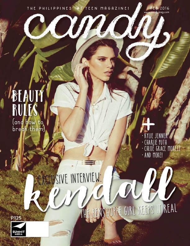 Candy Magazine On Behance