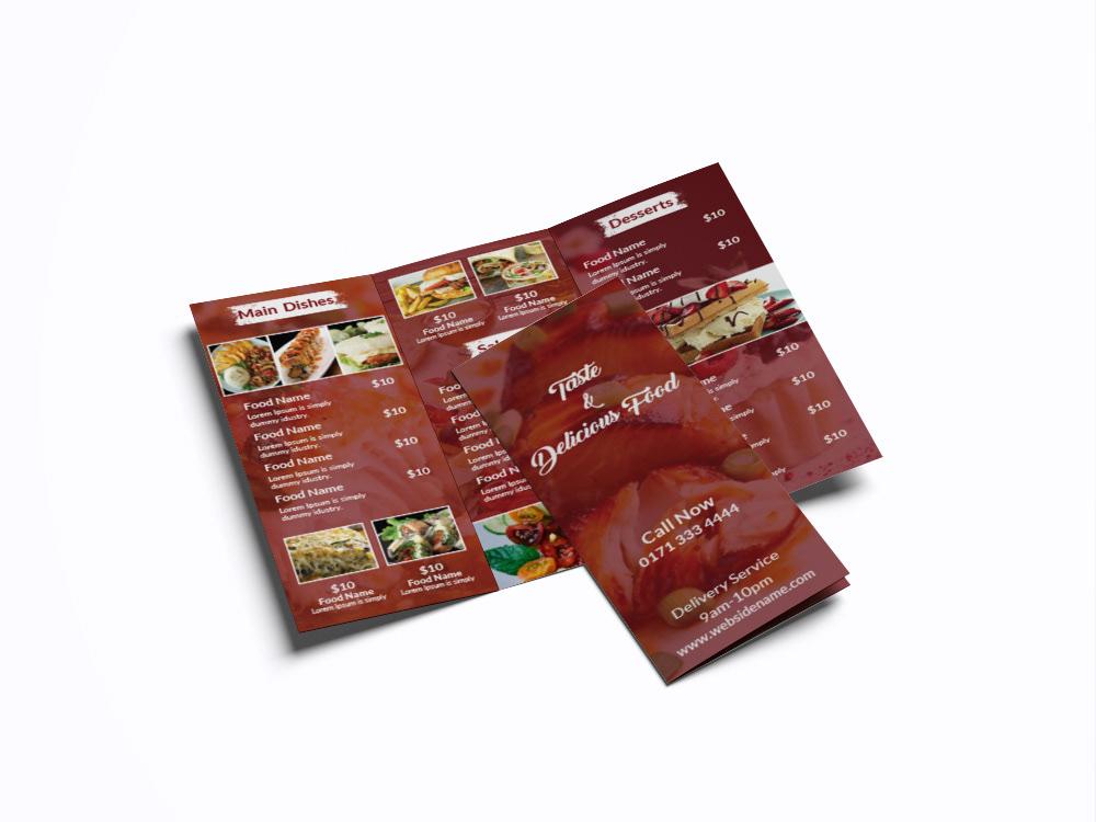 Image may contain: menu, book and food