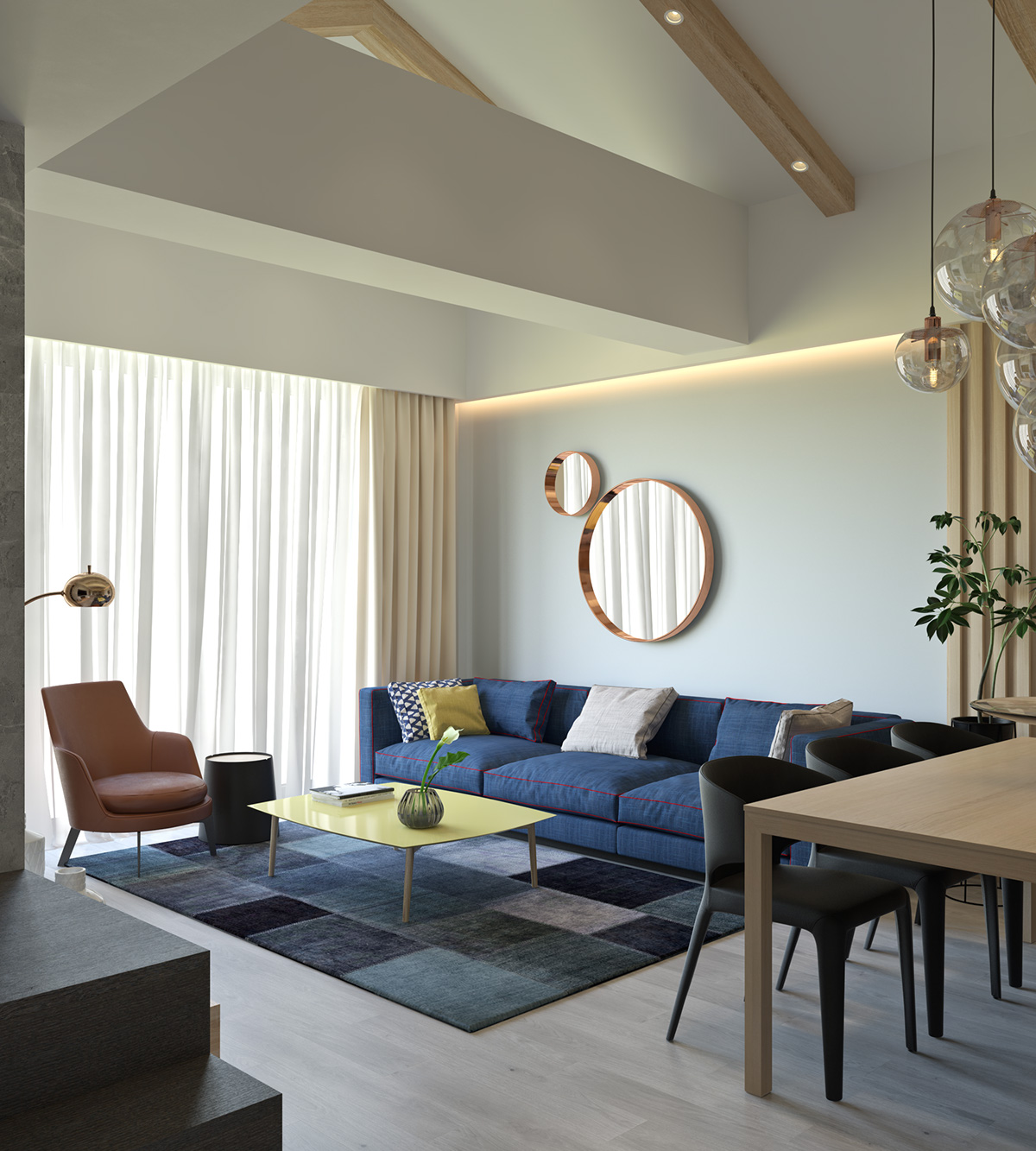 Luxurious Apartments: Luxury Apartment On Behance