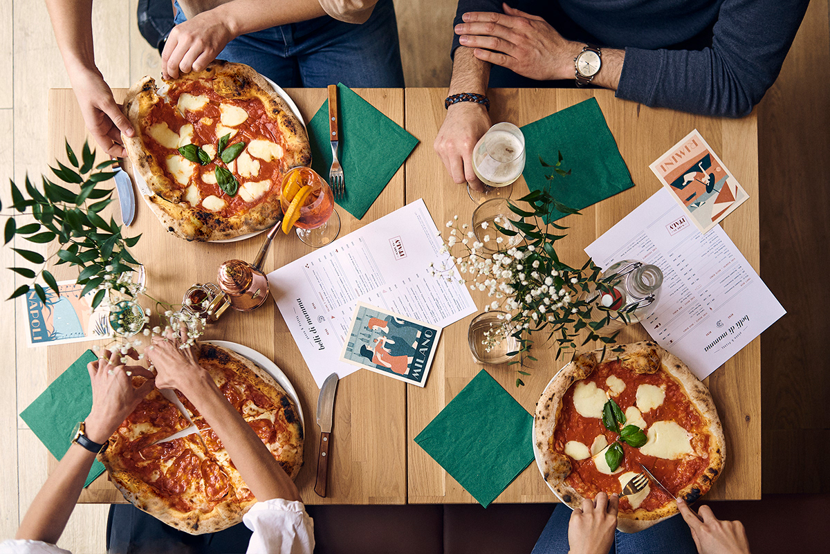 Adobe Portfolio Pizza budapest