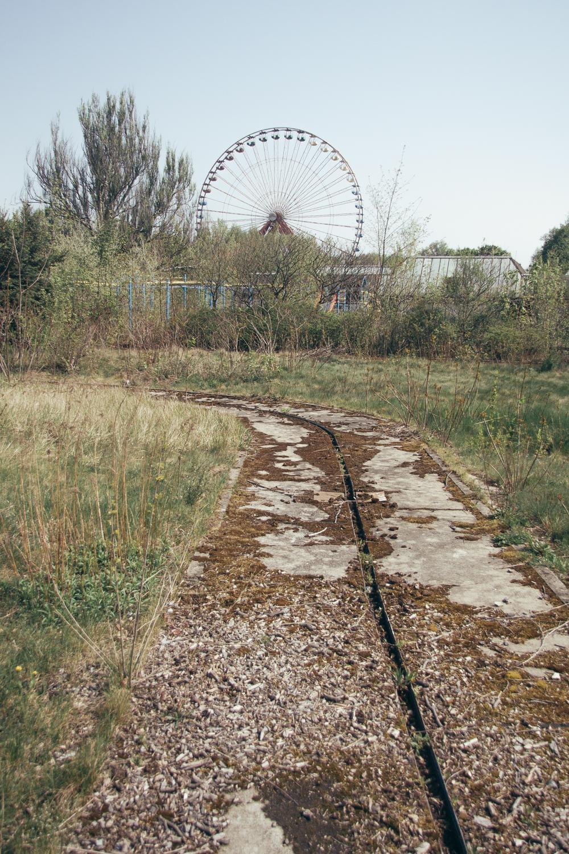 Spreepark, abandoned Berlin amusement park