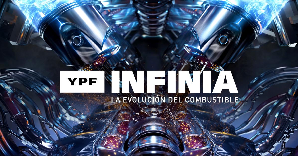 infinia YPF fuel Thinking