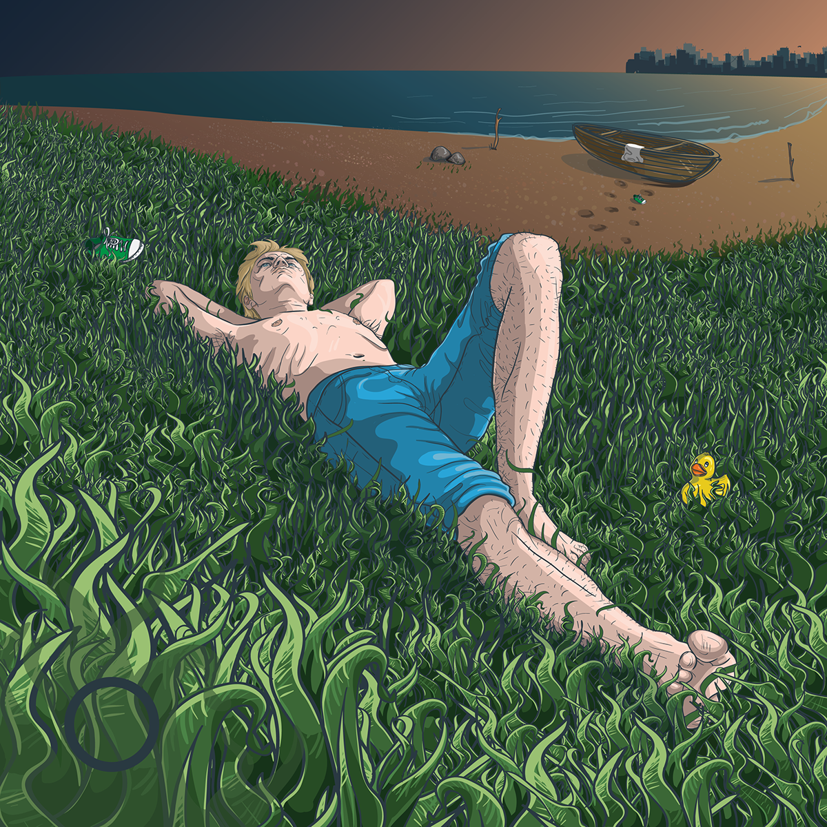 ILLUSTRATION  digitalart vector Illustrator design graphic art Digital Art  graphic design  music Album