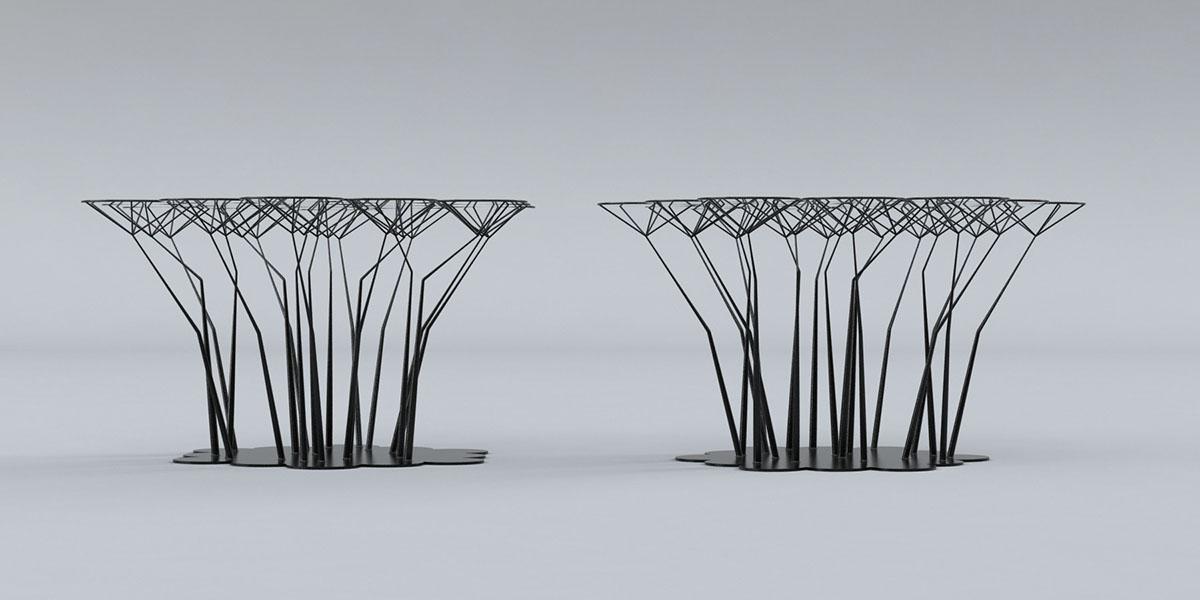 Arbor Table On Behance